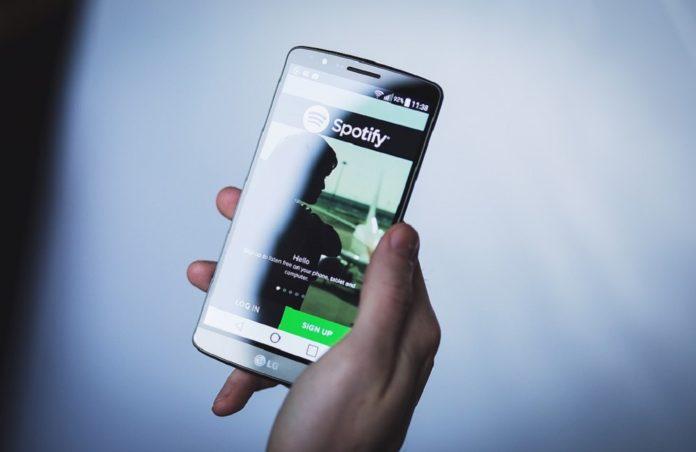 bloquear artistas en Spotify