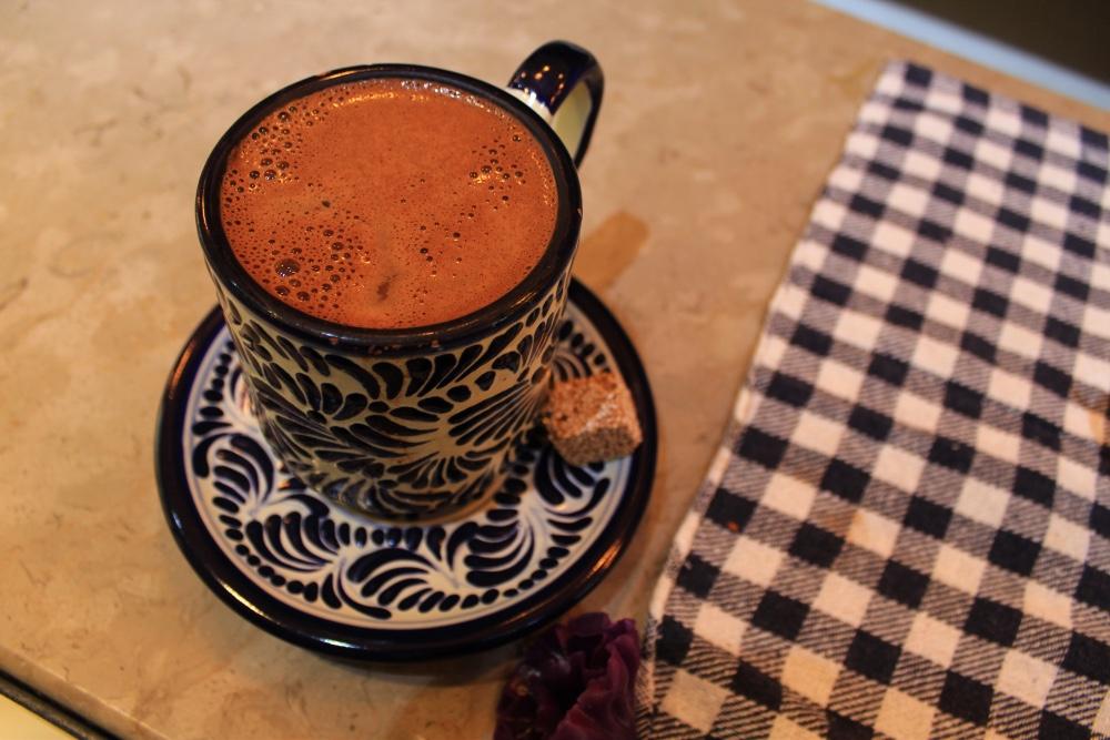 cafetería Punto de Cruz