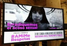#AMíMeRespetas: la campaña contra el acoso sexual en el transporte