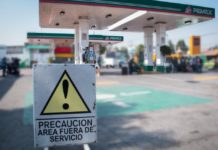 carga de gasolina por engomado vehicular