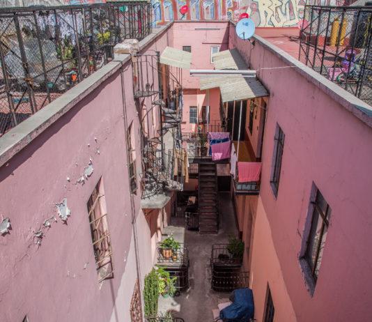 colonias mas peligrosas de la ciudad de mexico