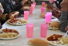comedor gratuito en el Injuve