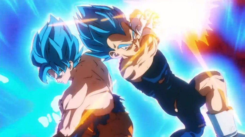 Dragon ball super broly la cinta que hasta los no tan - Imagenes de dragon ball super descargar ...