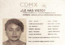 estudiante de la UACM desaparecida