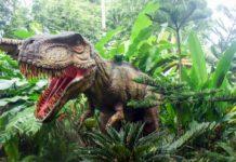 expo de dinosaurios robotizados