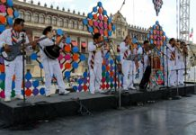 Feria de las Culturas Amigas 2019 no será en el Zócalo