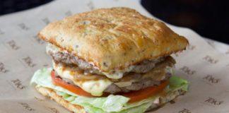 hamburguesa toks