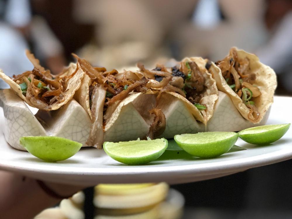 Feria del Taco en San Miguel de Allende