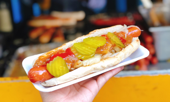 hot dogs gigantes Big Daddy