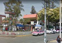intento de secuestro en Mixcoac