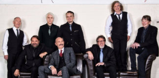 King Crimson en México en 2019