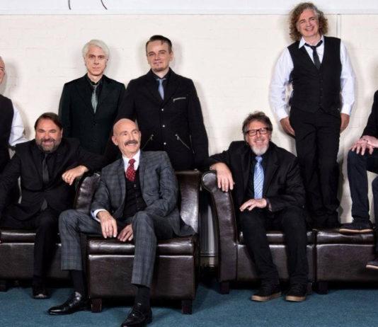 King Crimson en México en 2019