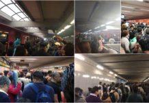 vías de la Línea 3 del Metro