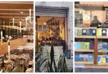 Librerías inusuales en la CDMX