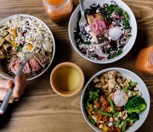 lugares para comer sano