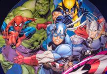 Superhéroes de Marvel en CDMX
