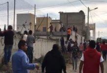 Vecinosbuscan al presunto asesino de niña en Valle de Chalco