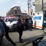 motociclista que cayó de un puente en Churubusco