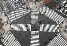 Cruce, reto Tokio: estrenaremos cruce peatonal diagonal en la CDMX