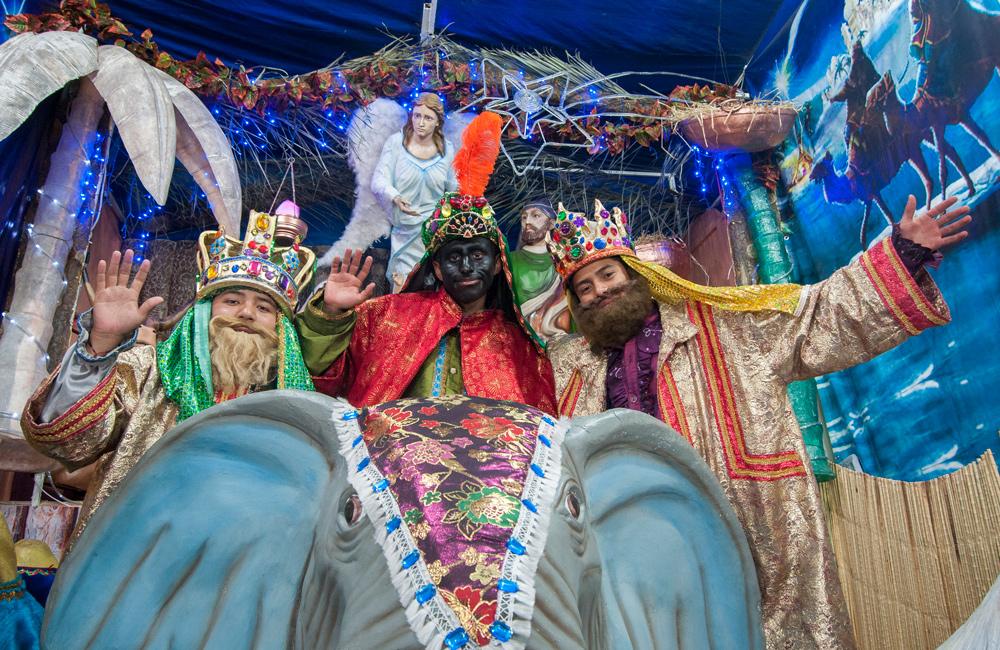 Fotos De Los Reye Magos.Chilango Aqui Puedes Encontrar A Los Reyes Magos En La Ciudad