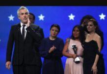 roma ganó en los critics choice awards