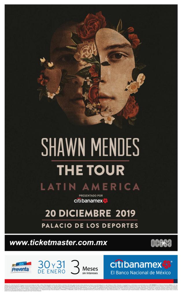 Shawn Mendes en México