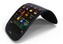 El futuro es ahora: teléfonos flexibles que veremos este año
