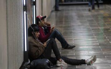 uso del Internet gratis del Metro