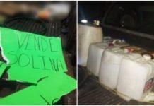 venta ilegal de gasolina en la CDMX