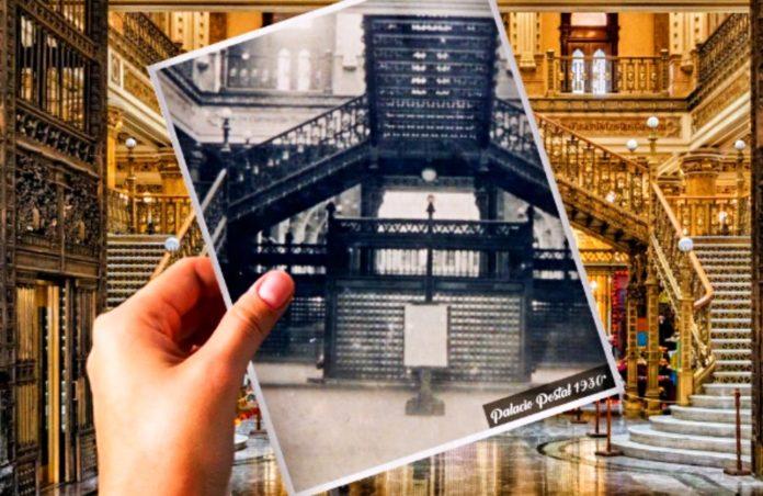 112 años del palacio postal