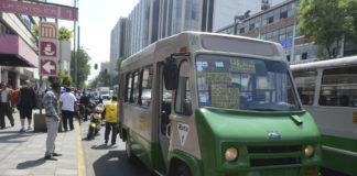 Inseguridad en el transporte publico