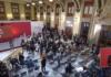 alerta sísmica en la conferencia de amlo