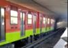 Humo en vagon del Metro