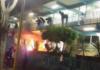 explosión en el CCH Naucalpan