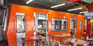 la taquería del Metro