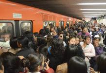 ¡Paciencia! Viernes de retrasos en el Metro de CDMX
