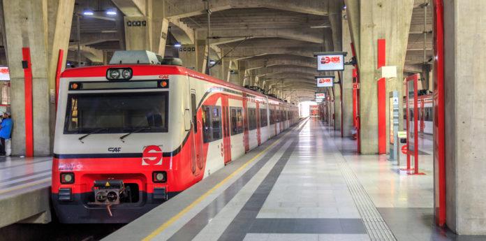 rutas del Tren Suburbano