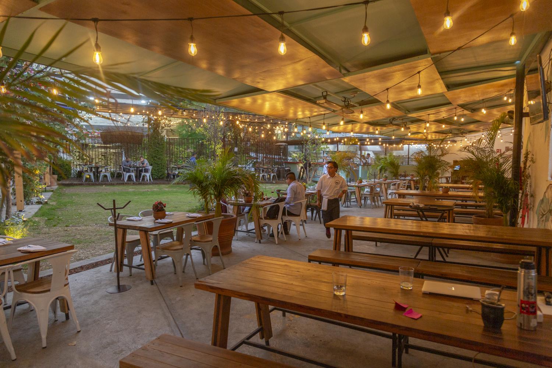 19 terrazas y patios en CDMX para comer y beber al aire libre