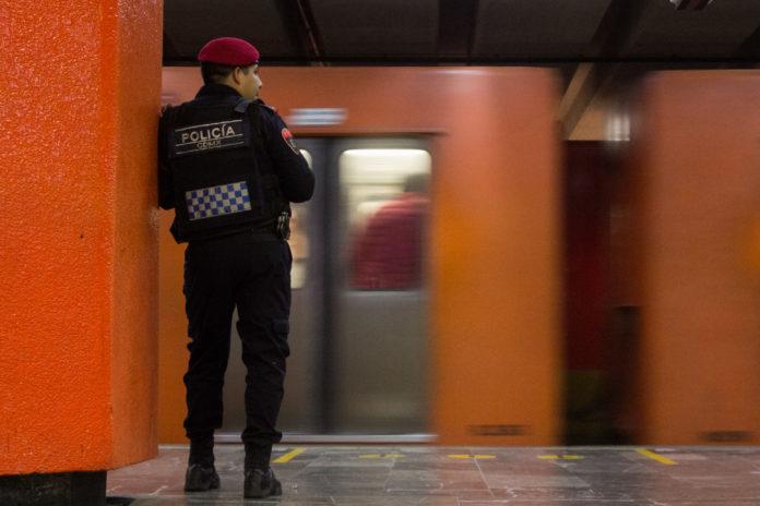 intento de secuestro en Metro