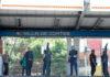 investigacion de policias en el Metro