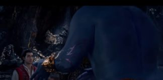 Apariencia de Will Smith en Aladino