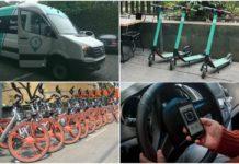 aplicaciones de transporte en la CDMX