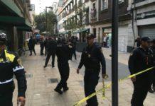 Unidades de emergencia acudieron tras asalto en Madero y Motolinia