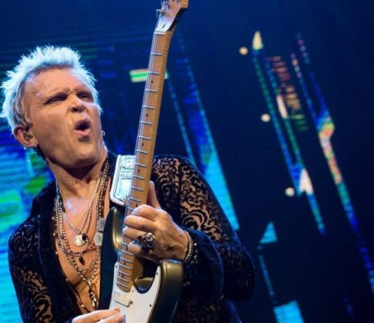 billy idol en la cdmx
