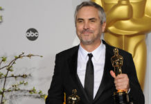 categorías fuera de los Óscar