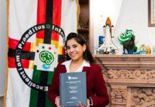mexicana estudiará un posgrado en Harvard