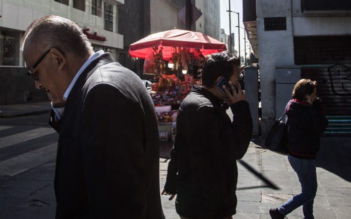 denuncias por robo de celulares en la cdmx