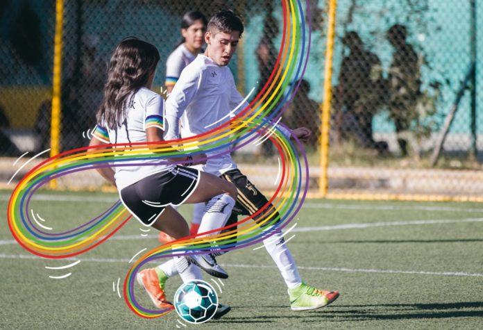 equipo de futbol LGBT