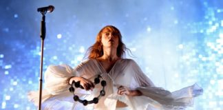 High As Hope Tour de Florence and the Machine