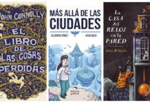Libros juveniles 2019